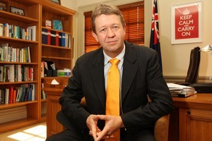 Labour MP and finance spokesman David Cunliffe. Photo / Mark Mitchell