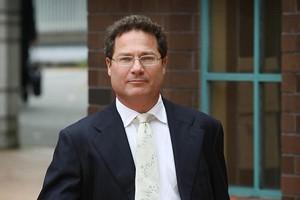 Andrew Krukziener was made bankrupt. Photo / NZ Herald