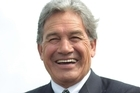 Winston Peters is crooner John Rowles' choice for Prime Minister. Photo / Herald on Sunday