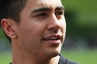 Shaun Johnson. Photo / Greg Bowker