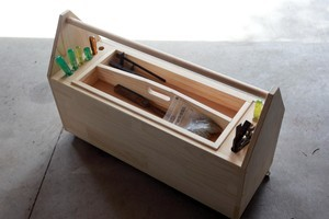A well-designed toolbox will mean no more scrounging for the tool you need, provided you put things back where they belong. Photo / Doug Sherring