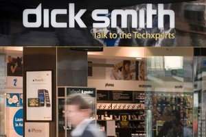 One of the newest Dick Smith stores opened in Auckland's Queen St. Photo / Dean Purcell