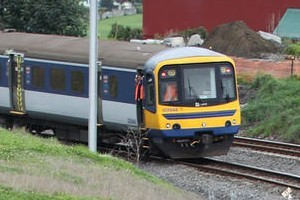 Labour has announced its support for an Auckland city rail loop. File photo / Greg Bowker