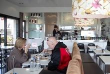The Lodge Cafe, 201 Carrington Road, Mt Albert. Photo / Natalie Slade