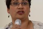 Green Party co-leader Metiria Turei. Photo / Sarah Ivey