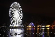 Winter Wonderland in Hyde Park. Photo / Supplied