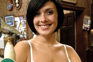 Kym Ryder plays Michelle Connor in Coronation Street. Photo / Supplied