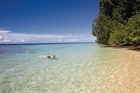 The Solomon Islands receives millions in aid each year but has only half a million people. Photo / Supplied