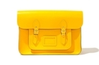 The Cambridge Satchel Company has a variety of colours available for the fashion savvy, including this 11