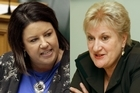 Social Development Minister Paula Bennett and Labour's social policy spokeswoman Annette King went head to head in a televised debate. Photo / File