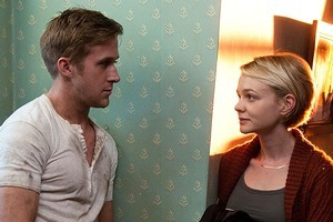 Ryan Gosling and Carey Mulligan star in Drive. Photo / Supplied