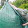 2. Slug tarp: Place a tarp or polythene sheet near or over a snail infestation and leave overnight. Photo / Steven McNicholl 