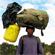 John, Vanessa's porter, on Kilimanjaro. Photo / Vanessa James
