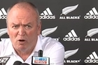 Graham Henry has announced his departure as coach of the All Blacks only nine days after the team's Rugby World Cup win over France.