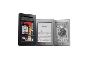 eBooks, surprisingly, make your Kindle heavier. Photo / Supplied