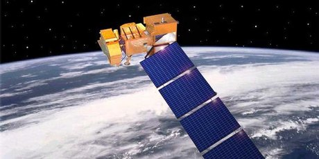 The Landsat 7 satellite appears to have been hacked twice in 2008. Image / NASA