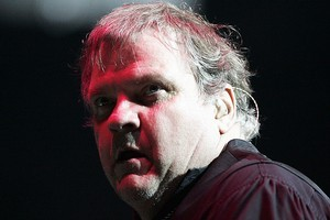 Meat Loaf has played his last ever New Zealand show. Photo / Michael Craig