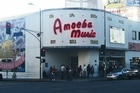 The first Amoeba Music store opened in Berkley.