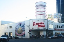 The first Amoeba Music store opened in Berkley.