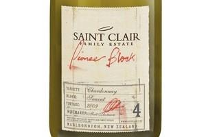 2009 Saint Clair Pioneer Block 4 Sawcut Chardonnay, $30ish. Photo / Supplied
