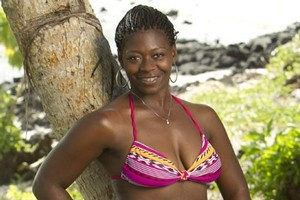 Stacey Powell is angry at her Survivor tribe mates for eliminating her. Photo / Supplied