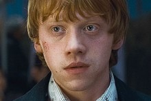 Rupert Grint played Ron Weasley in the Harry Potter film series. Photo / Supplied