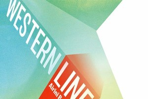 Book cover of Western Line. Photo / Supplied
