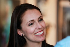Auckland Central's Battle of the Babes contender Jacinda Ardern. Photo / Janna Dixon