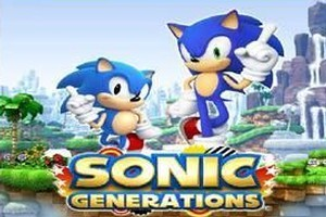 Sonic Generations. Photo / supplied