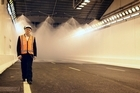 The Victoria Park tunnel for northbound traffic is to open on Monday. Photo / Sarah Ivey