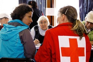 Recruiters are better equipped when interviewing volunteers (left). Photo / Supplied