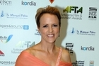 Hilary Barry wins best news and current affairs presenter. Photo / Michael Craig