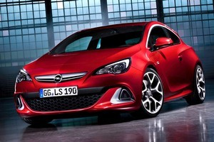 The Opel Corsa. Photo / Supplied