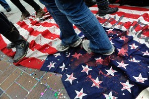 Figures cannot express the pervasive sense of American decline. Photo / AP
