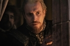 In this film image released by Columbia Pictures, Rhys Ifans portrays the Earl of Oxford in a scene from 