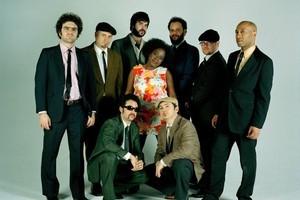 Sharon Jones and the Dap-Kings. Photo / Supplied