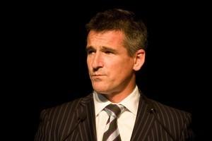 Goodman chief executive John Dakin. Photo / Richard Robinson