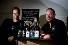 Invivo Wines New Zealand founders Tim Lightbourne (left) and Rob Cameron. Photo / Dean Purcell