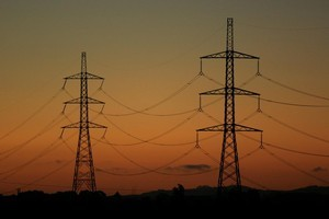 The three state owned power companies are on National's asset sales list. File photo / NZ Herald