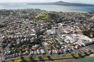 New Zealand houses are still over-valued, says the Reserve Bank. Photo / Brett Phibbs
