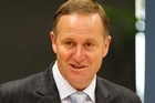 Prime Minister John Key. Photo / Steven McNicholl