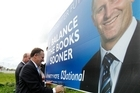 Prime Minister John Key said loan sharks had become a significant problem in some areas, and caused distress to whole households. Photo / Christine Cornege