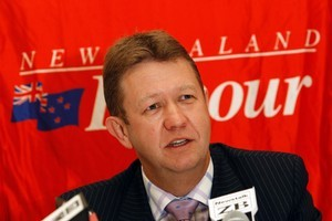 Labour's finance minister David Cunliffe saysa new list shows National had consistently talked up an economic recovery that did not happen. Photo / Mark Mitchell