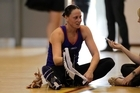 Megan Dehn has been made assistant coach to the Northern Mystics. Photo / Dean Purcell