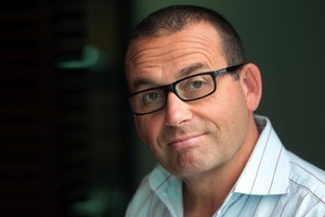 Paul Henry is confident viewers in Australia will 'love' him when he hits their screens next March. Photo / Doug Sherring