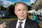 Labour Party Leader, Phil Goff. Photo / Paul Estcourt