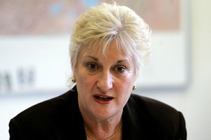 Labour's deputy leader Annette King. Photo / APN