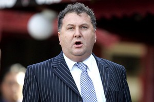 Labour MP Shane Jones. Photo / NZPA