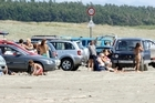 Think your trip through and you'll be sitting in the sun in no time - instead of sitting in a traffic jam. Photo / NZPA