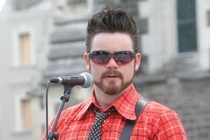 Singer songwriter Lindon Puffin. Photo / APN